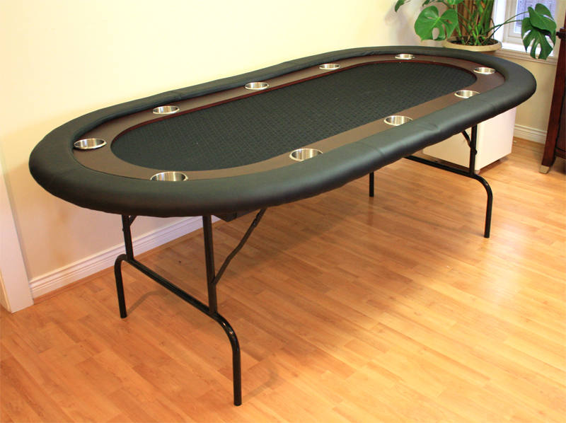 Folding Poker Tables Are Essential If Hosting A House Poker Party