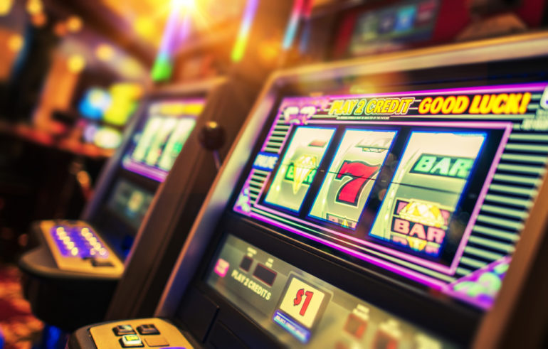Slot Machine Game Gambling - Details You might want to Know