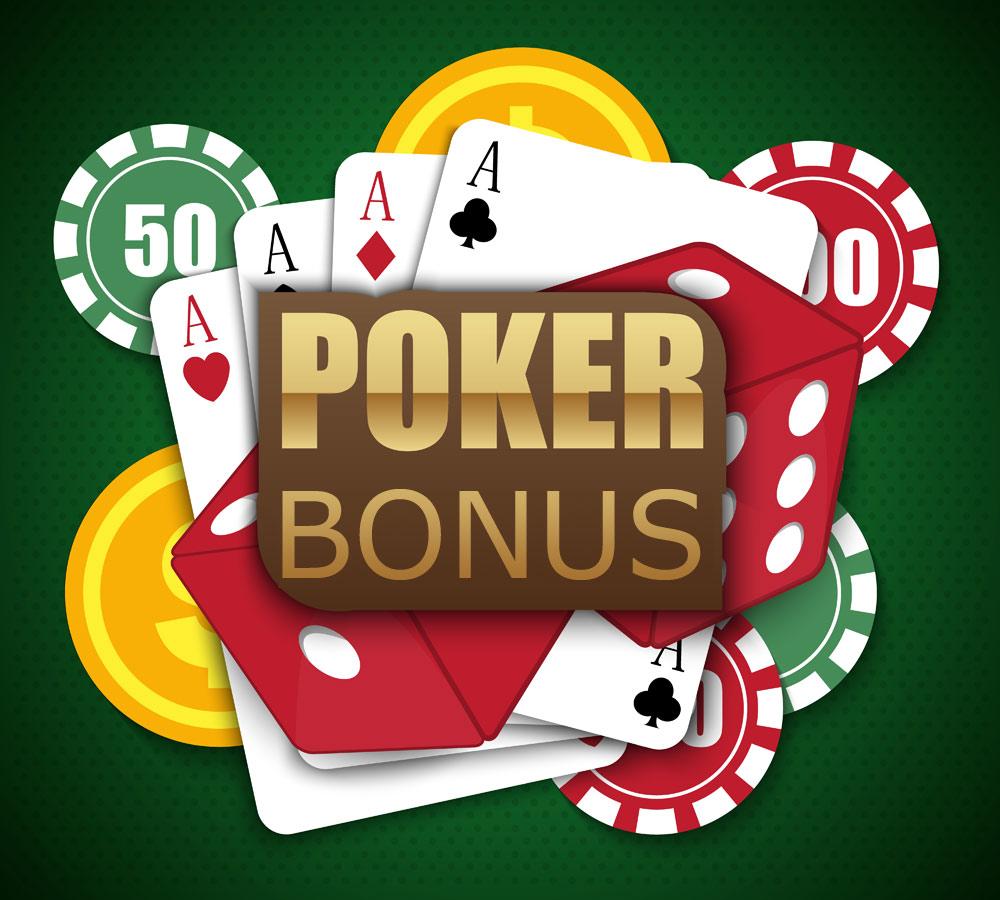 Poker Bonus Poker Rake