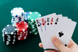 The Casino gambling for pleasure and for earning more
